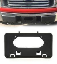 For 2009-2014 Ford F150 Front Bumper License Plate Holder Frame Mounting Bracket