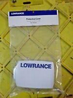 """LOWRANCE WHITE SUN COVER for MARK/ELITE 4 ELITE-4x   000-10495-001 4"""" MODELS"""