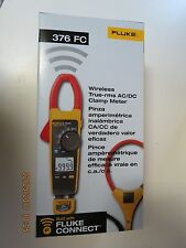 Fluke 376FC Wireless True RMS AC/DC Clamp Meter i2500-18 iFlex Flex Cable New