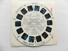 DR-75  Expo 67 Picture Tour  Montreal   View Master  Demo Reel   Rare
