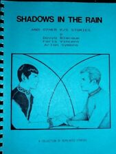 "Star Trek Fanzines ""Shadows In The Rain"" K/S - ADULT Stories by Dovya Blacque"