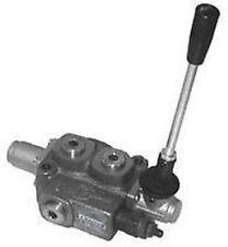 Distributeur hydraulique compact à commande manuelle 45L/min NEUF !!!