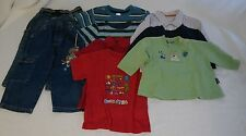 Boys Baby 2T Clothes lot Old Navy Circo Wrangler Toddler Infant Summer Fall