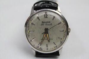 Vintage 1965   Bulova Self-winding 30 Jewel Men's Watch
