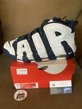 Nike Air More Uptempo Olympic 2020 Mens Size 10.5 Authentic Brand New 414962-104