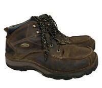 Irish Setter Red Wing Borderland Hunt Waterproof Leather Chukka Boots Size 10.5
