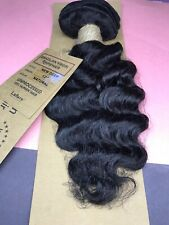 "LAFLARE Brazilian VIRGIN REMY 100%_Human_HAIR_UNPROCESSED_NEW_DEEP_12""_#NATURAL"