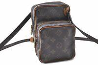 Authentic Louis Vuitton Monogram Mini Amazone Shoulder Bag M45238 LV A5953