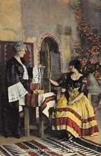 Hemet California Ramona Pageant Play Actresses Antique Postcard K88526