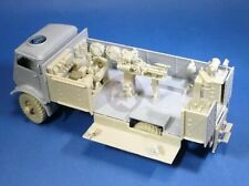 Resicast 1/35 Type X Machinery Conversion Fordson WOT 6 Truck WWII (ICM) 351290