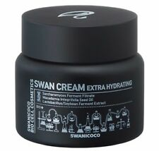 [SWANICOCO] Nature Bio Cosmetic Extra Hydrating Swan Cream Black 50ml KOREA
