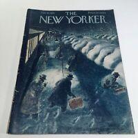 The New Yorker: January 19 1952 - Full Magazine/Theme Cover Garrett Price
