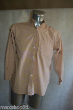 CHEMISE BURBERRYS LONDON  TAILLE XL /COL 42 /DRESS SHIRT /CAMISA/CAMICIA TBE