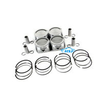 1.8T Piston Assembly & Piston Ring Fit For VW Golf Jetta Passat