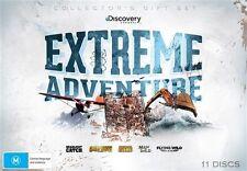 Extreme Adventure (DVD, 2013, 11-Disc Set)