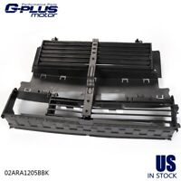 New Black  Radiator Grille Shutter Control 2013-2016 Ford Fusion #DS7Z8475B