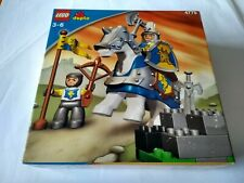 Lego® Duplo 4775 - KNIGHT & SQUIRE - NEW & SEALED from 2004