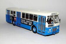 AUTOCARS ET BUS DU MONDE : N° 59 PEGASO 6035 EMT 1972 IXO 1/43 NEUF (boite)
