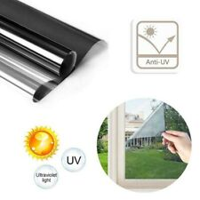 One Way Solar Reflective Mirror Home Window Film Tint Self Ahesive Privacy
