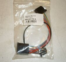 CD player wiring loom VW / SEAT 6X0051734A New genuine VW part