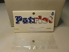 New Wizzard Patriot A3P02 Stock P3/P2 Brush (1) Pair Nos