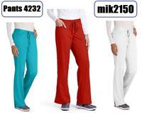 Grey's Anatomy Scrubs Women's Drawstring Pants 4232 Petite All Colors & Size NWT