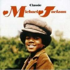 MICHAEL JACKSON Classic Masters Collection NEW SOUL MOTOWN R&B CD (SPECTRUM)