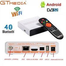 Android 6.0 TV BOX GTMEDIA GTC GTS Amlogic Quad Core WIFI 4K TV CAJA MediaPlayer