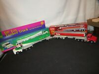 1994 GETTY & BP TOY TANKER TRUCK MINT IN BOX LIMITED EDITION TOYS work great