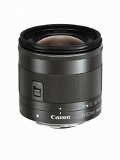 CANON Camera Lens EF-M 11-22mm F4-5.6 IS STM EF-M11-22ISSTM for EOS M