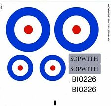 LEGO 10226 - Sopwith Camel - STICKER SHEET