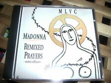 MADONNA REMIXED PRAYERS CD SINGLE EXPRESS YOURSELF JAPANESE IMPORT