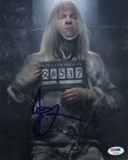 Jason Isaacs SIGNED 8x10 Photo Lucius Malfoy Harry Potter PSA/DNA AUTOGRAPHED