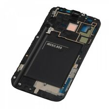 Samsung Galaxy Note 2 L900 i605 Front Housing Mid Cover Frame Bezel Black New
