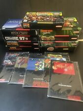 Lot of 17 SNES Empty Game Boxes, Manuals, & Inserts (Cosmetic Flaw Wholesale)