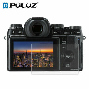 PULUZ For Fujifilm X-T1/T2, 2.5D 9H HD Tempered Glass Screen Protector Guard