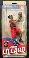 30 SERIE McFARLANE NBA Damian Lillard Portland Trail Blazers VARIANTE 882/1000