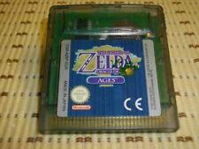 Zelda Oracle of Ages für GameBoy Color und Advance