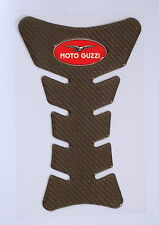 MOTO GUZZI V11 SPORT FACTORY ORIGINAL CARBON FIBRE TANK PAD/BADGE INSERT