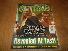 DREAMWATCH MAGAZINE - NO. 57 MAY 1999 LIAM NEESON STAR WARS TRILOGY X-FILES