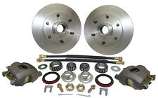 1960-72 CHEVY C10 TRUCK DISC BRAKE WHEEL COMPONENT KIT, 6-LUG