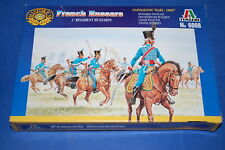 Italeri 6008 - French Hussars 1° Regiment Hussards   scala 1/72