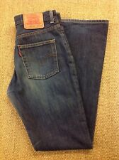 woman's LEVI STRAUSS W31 L33, 525 Bootcut Jeans. Good Condition