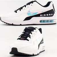 Nike Air Max LTD 3 Men's Shoes Lifestyle Y2K Comfy Sneakers White/Blue Gaze