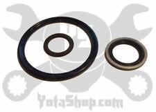 Toyota V6 3.0L 3Vz (89-95) Oem Oil Cooler Gasket Kit Kit-1036
