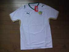 Senegal 100% Original Soccer Jersey Shirt 2008/09 Home M BNWT Puma Rare NEW