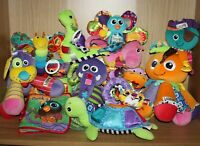 Lamaze Baby Toys Large Bundle Soft Interactive Toys for Babies & Toddlers TOMY