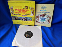 The Wonderful World of Brothers Grimm OST MGM 1E3 VG VG Box Set