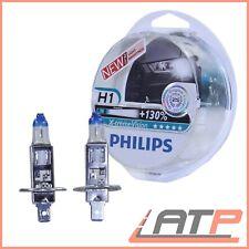 PHILIPS X-TREME VISION H1 55W GLÜHLAMPEN 2-ER SET + 130% MEHR LICHT 12258XVS2