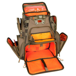 Wild River NOMAD Lighted Tackle Backpack w/ No Trays  (WN3604)